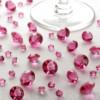 Tischkristalle Pink